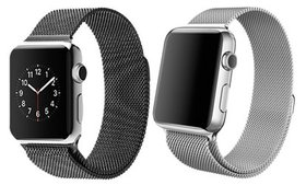 Milanese Loop Band for Apple Watches 1,2,3,4,5 Spo
