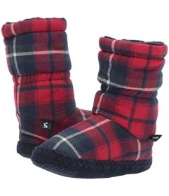 Joules Kids Padabout Slippers Boot (Toddler\u002FL