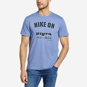 Men's Graphic T-Shirt - Hike On