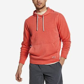 Men's Camp Fleece Riverwash Pullover Hoodie