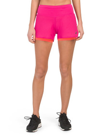 ASICS Cool 2-in-1 Shorts