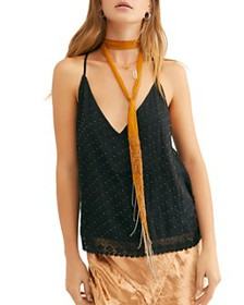 Free People - Bright Lights Beaded Camisole