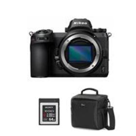 Nikon Z7 FX-Format Mirrorless Camera Body W/Sony G