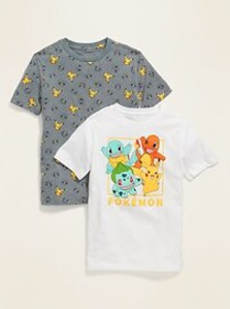 Pokémon™ Graphic Tee 2-Pack for Boys