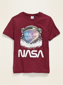 Licensed Pop-Culture Visual Effects Graphic Tee fo