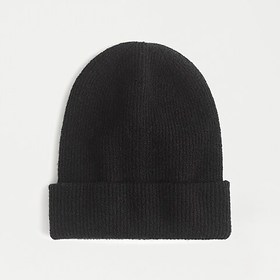 J. Crew Ribbed beanie in supersoft yarn