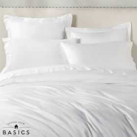 Design Crew Basics Organic Cotton Duvet Cover
