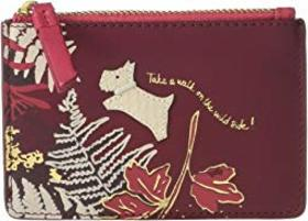 Radley London Wild Side - Small Zip Top Coin Purse