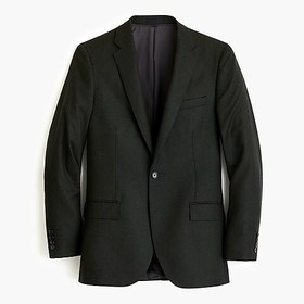 J. Crew Ludlow Slim-fit suit jacket in heathered I