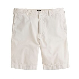 "J. Crew 9"" short in garment-dyed cotton"