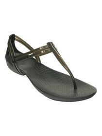 Crocs Women's Isabella T-strap Sandals