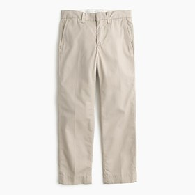 J. Crew Boys' lightweight chino pant in slim fit