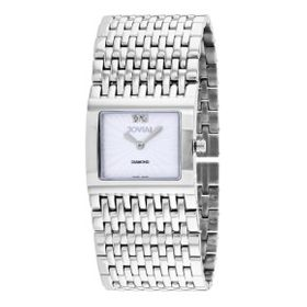 Jovial Diamond 08037-MSM-02 Women's Watch