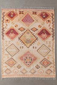 Anisah Printed Chenille Rug