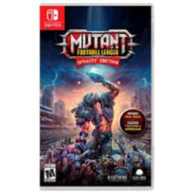 Mutant Football League: Dynasty Edition - Nintendo