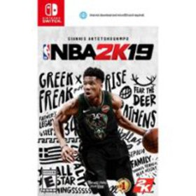 NBA 2K19 Standard Edition - Nintendo Switch