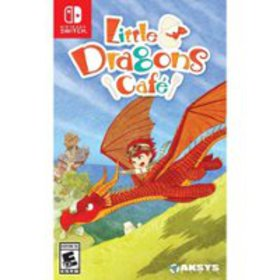 Little Dragons Café - Nintendo Switch
