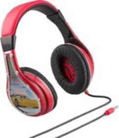 eKids - Cars 3 Wired Over-the-Ear Headphones - Yel