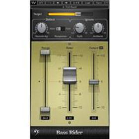 Waves Bass Rider Automatic Leveling Plug-In, Downl