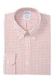 Brooks Brothers Regent Fit Checkered Dress Shirt