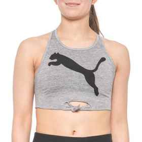Puma Seamless Knotted Sports Bra - Low Impact (For
