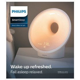 Philips SmartSleep Sleep & WakeUp Light (HF3650/ 6