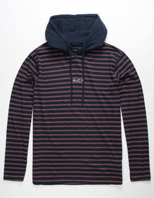 RVCA Frankly Mens Lightweight Hoodie_