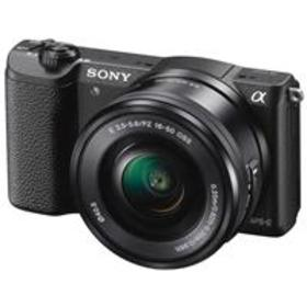 Sony Alpha a5100 Mirrorless with 16-50mm OSS Lens,