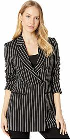BCBGMAXAZRIA Striped Blazer