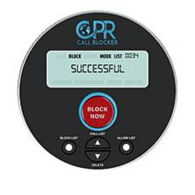 CPR Call Blocker with 12,000 Number Blocking and 1