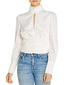 WAYF - Holly Puff-Sleeve Top - 100% Exclusive