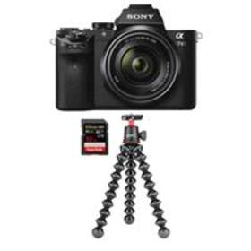 Sony Alpha a7II Mirrorless with 28-70mm OSS Lens W