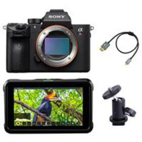 Sony a7R III Mirrorless Camera, Atomos Shinobi, Mi