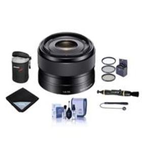 Sony E 35mm F/1.8 OSS E-Mount Lens with Accessory