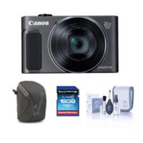Canon PowerShot SX620 HS Digital Camera and Free A