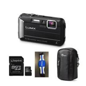 Panasonic Lumix DMC-TS30 Digital Camera with Free