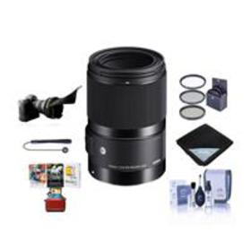 Sigma 70mm f/2.8 DG ART macro Lens for F/Sony E Ca