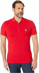 BOSS Hugo Boss Short Sleeve Polo with Logo Patch