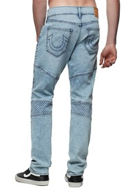 True Religion Geno Moto Straight Jeans