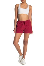 Outdoor Voices High Waisted Drawstring Shorts