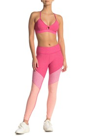 Outdoor Voices Paneled Colorblock Leggings