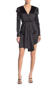 KENDALL AND KYLIE Puff Sleeve Dress