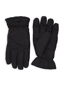 Timberland Men's Nylon Gloves BLACK