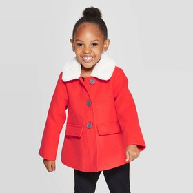 Toddler Girls' Fashion Jacket - Cat & Jack™ R