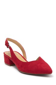 Naturalizer Frisco Pointed Toe Flat