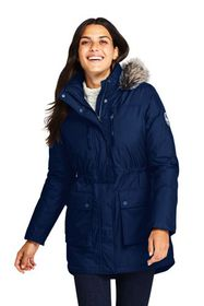 Lands End Women's Expedition Down Parka