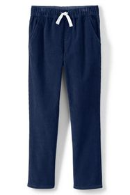 Lands End Boys Pull On Corduroy Pants