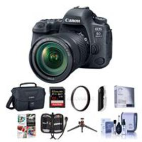 Canon EOS 6D Mark II DSLR with EF 24-105mm f/3.5-5