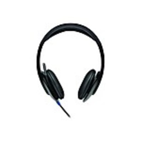 Logitech H540 Computer HD Headset, Over-the-Head,