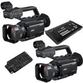 Sony 2x PXW-Z90V Compact 4K Camcorder With Switche